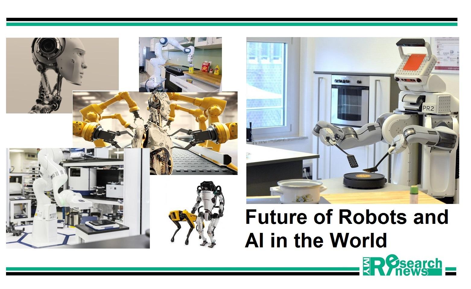 Applications of Robots