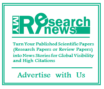 My Research News banner